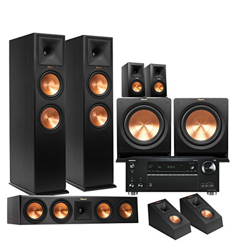 Klipsch RP-280F 5.2.2 Reference Premiere Dolby Atmos Home Th