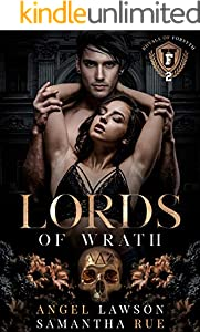 Lords of Wrath (Dark College Bully Romance) : Royals of Forsyth University