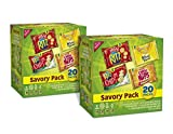 Nabisco Savory Cracker Variety Pack , 20 Count, 2 Pack