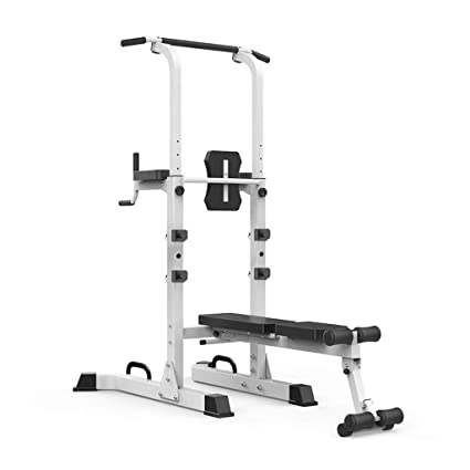Pull Up Device Dip Stands Pull Ups Folding Weight Table Home Indoor