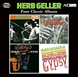 4 Classic Albums (Plays / Sextette / Fire In The West / Plays Selections From Gypsy)