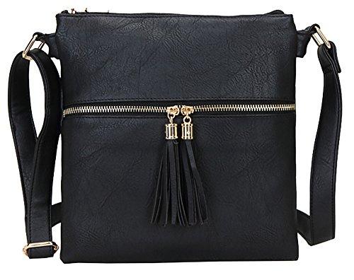 main Big Handbag Taille femme Black 2 Sac Design bandoulière pour M Shop à IrHawIq