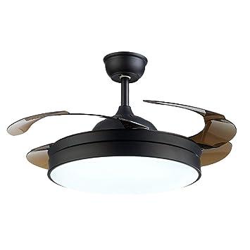 Amazon.com: LgoodL - Ventilador de techo con luz negra (42 ...