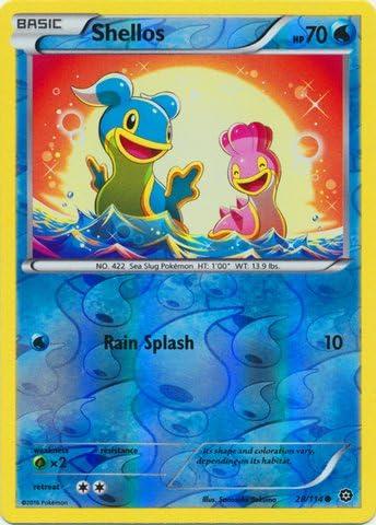 TANGELA 1//114 POKEMON XY STEAM SIEGE CARD