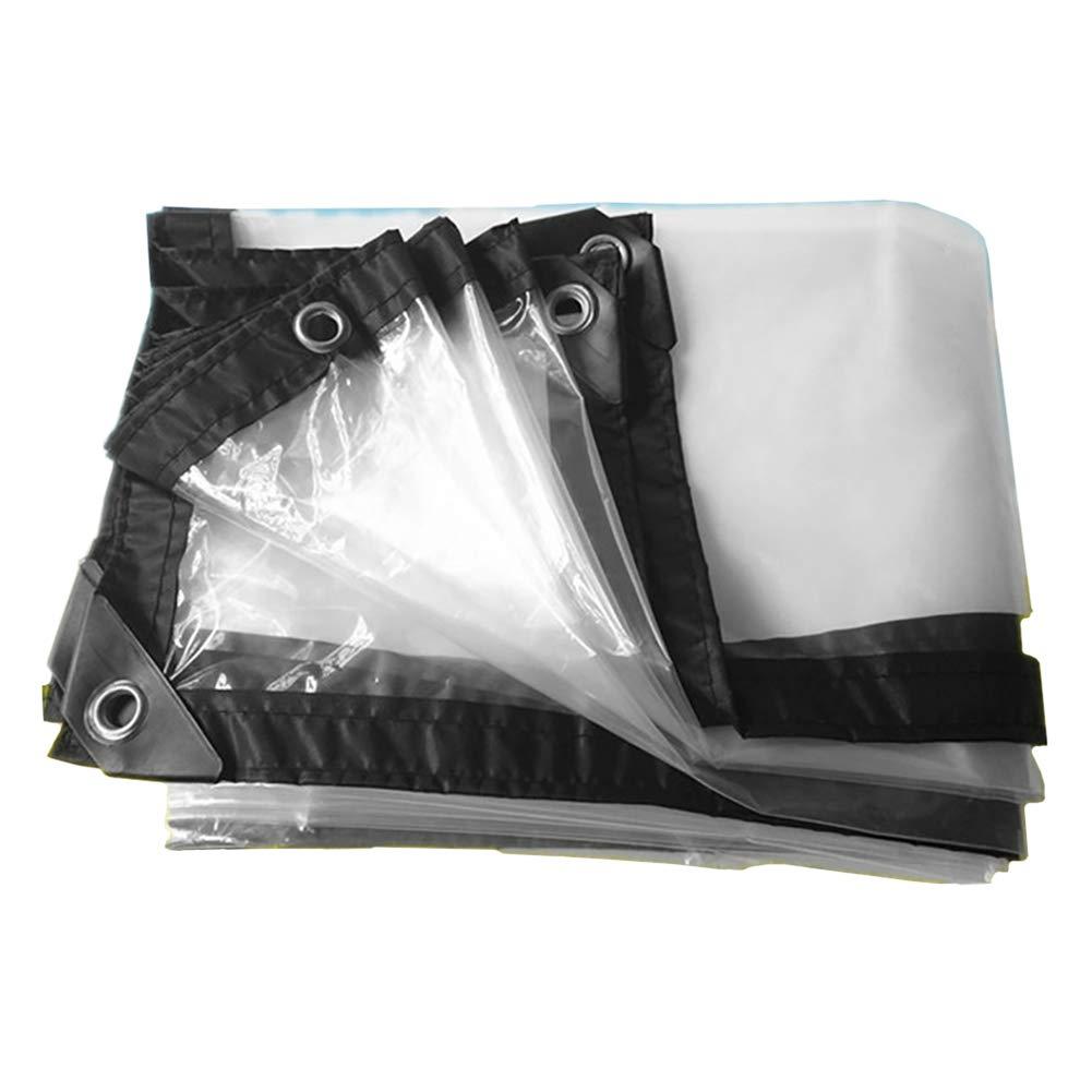 LYXPUZI Transparente Einfassung Einfassung Einfassung Plane Kunststoff Tuch Fenster Winddicht Tuch Blaume Regen Tuch große Schuppen Film B07KCWP4ZR Zeltplanen Markenschmaus 213038