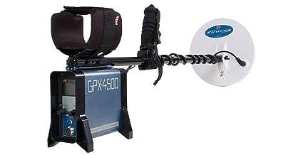GPX-4500 Minelab víscera Detector de metales de oro