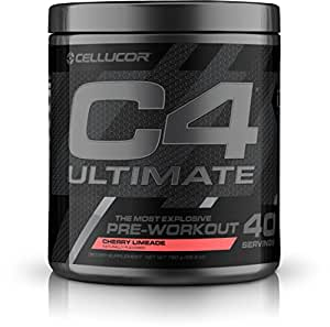 Amazon Com Cellucor C4 Ultimate Pre Workout Powder With