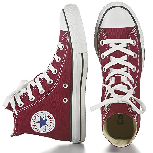 Converse Chucks All Star Hi M9613 Farbe: Maroon Gr.36