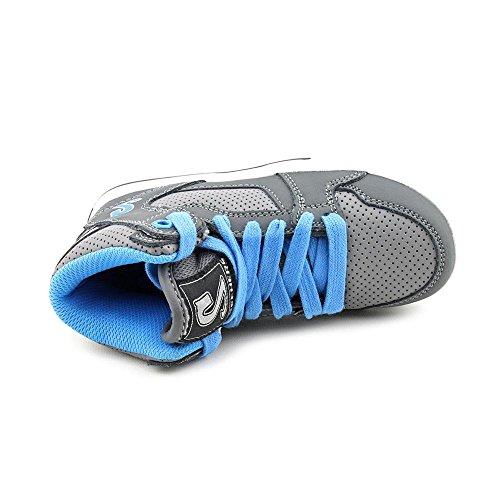 Skechers Jongens Kortix Attaq Houtskool / Blauw