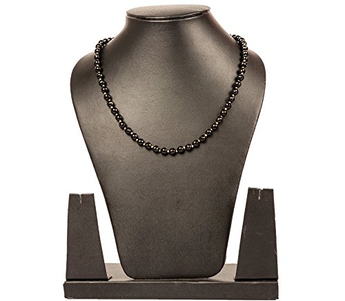 Genuine Black Onyx Necklace - Gempro Genuine Black Onyx Necklace