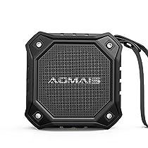 AOMAIS OUTDOOR Bluetooth スピーカー IPX7防水 10時間 /マイク...