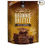 Sheila Gs Toffee Crunch Brownie Brittle, 2.75 Ounce - 8 per case.