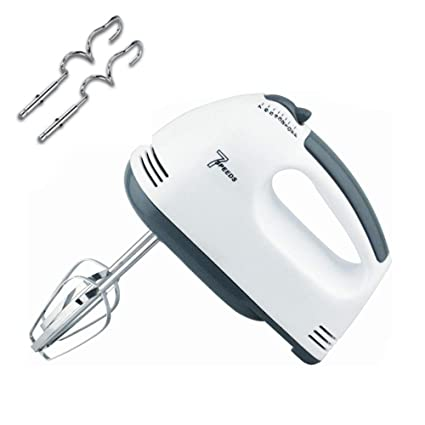Hand Mixer Professional Electric Whisk,7 Speed Settings Home Kitchen Baking Tools