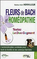 Fleurs de Bach et homéopathie