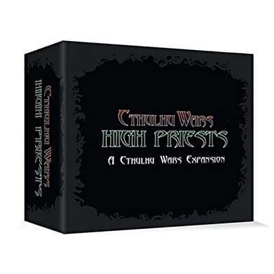 Cthulhu Wars: High Priest Expansion: Toys & Games