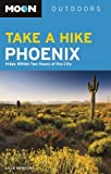 Front cover for the book Moon Take a Hike Phoenix by Lilia Menconi