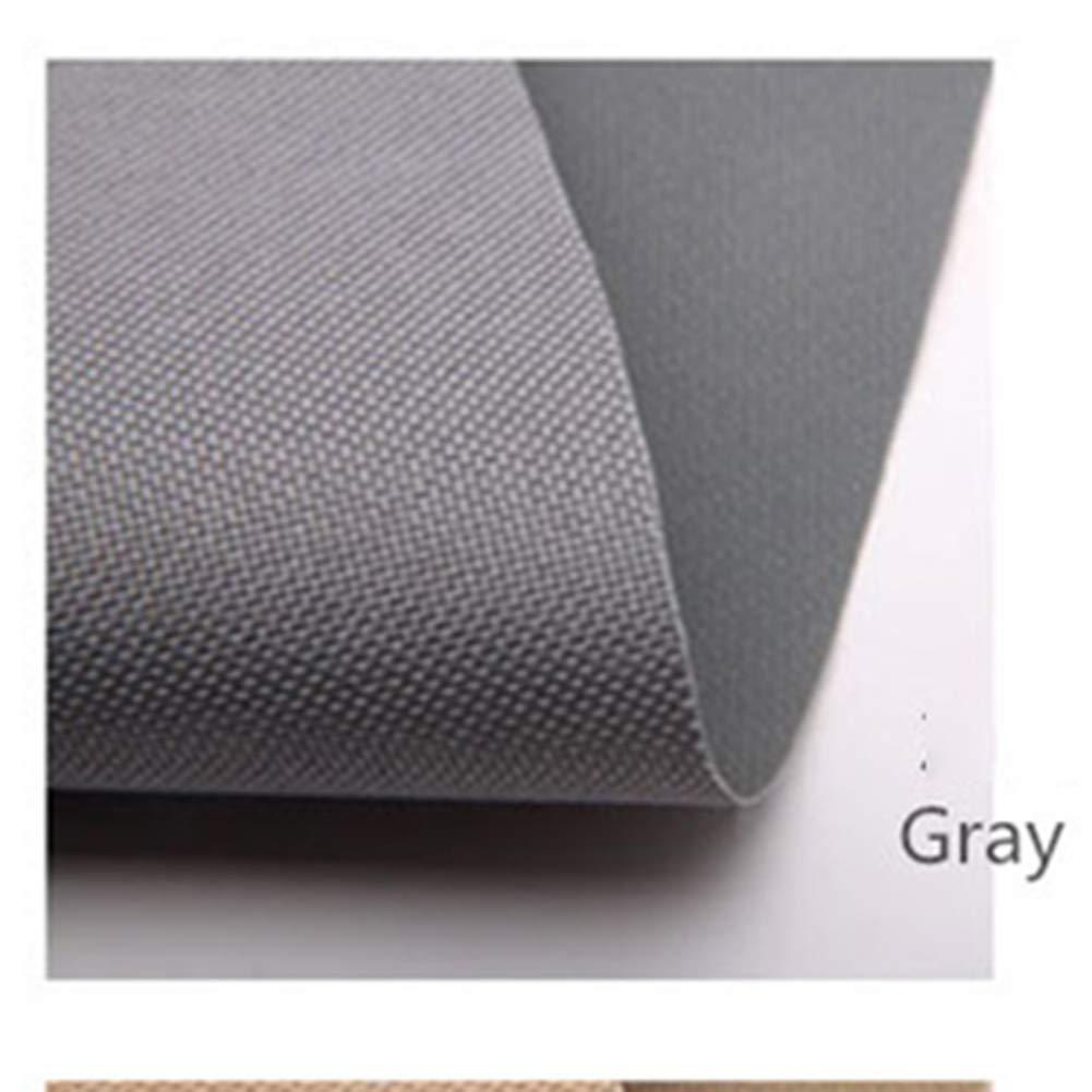 PENGFEI ガーデン家具カバー ターポリンタープ 防水シート 防塵の テーブルと椅子 日焼け止め布 PVC +ポリエステル、 3色、 複数のサイズ (色 : Gray, サイズ さいず : 140X140X90CM) 140X140X90CM Gray B07JVV72PF