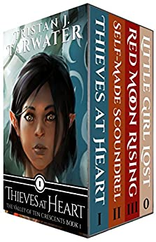 The Valley of Ten Crescents Series (Box Set: Books 1-3) by [Tarwater, Tristan J.]