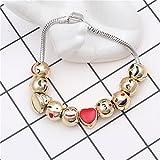 Expression-Jewelry-Emoticon-Slide-Bracelets