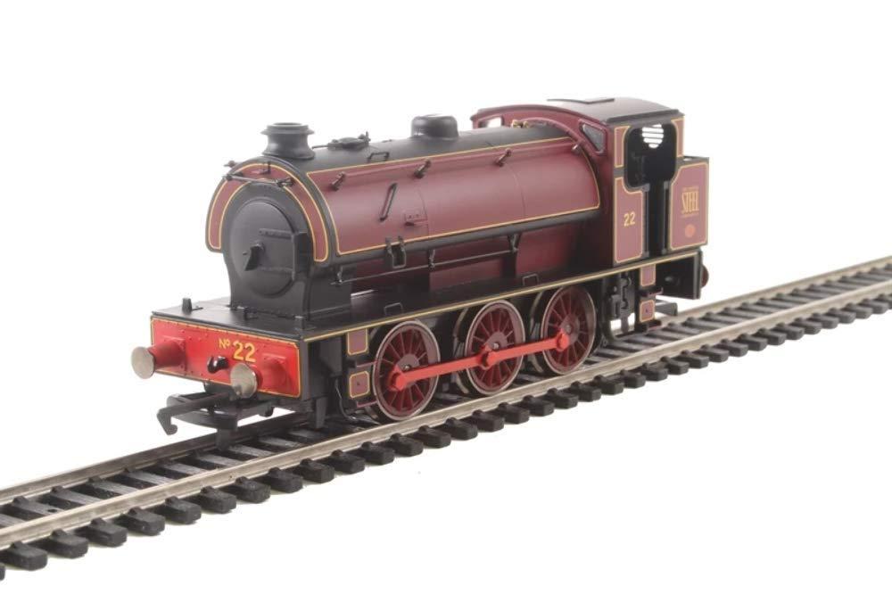 Hornby R3466 0-6-0ST J94 Class 22 United Steel Company Train Model Set