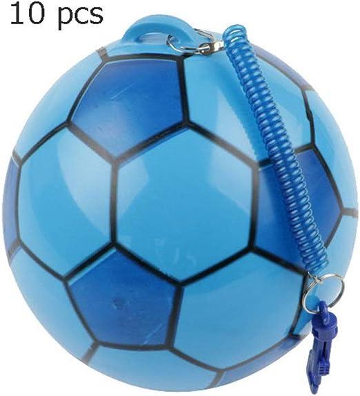 Los niños practican la pelota de fútbol 10 Unids Juguetes de ...
