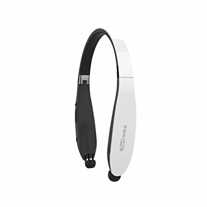 5295a9043e9 Portronics Harmonic 200 POR-930 Wireless Stereo Headset (White): Buy ...