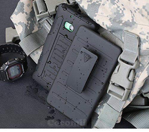 12 opinioni per Nokia Lumia 930 / Icon 929 Custodia, Cocomii Robot Armor NEW [Heavy Duty]