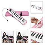 32 Key Melodica Instrument with Mouthpiece Air