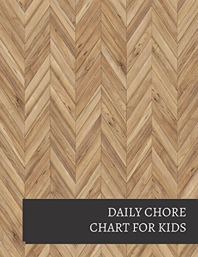 Daily Chore Chart For Kids PDF