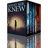 What She Knew Super Boxset: A Riveting Mystery Series