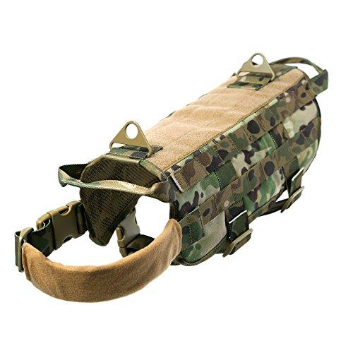 k9 patrol harness - 9