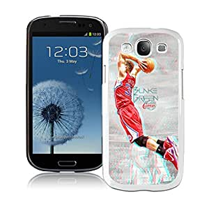 Hot Sale Samsung Galaxy S3 I9300 Case ,Popular And Unique Designed With LA Clippers Blake Griffin 2 White Samsung Galaxy S3 I9300 High Quality Cover