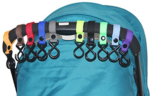 hig-stroller-hook-10-pack-of-multi-purpose-hooks-hanger-for-baby-diaper-bags-groceries-clothing-purs