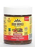 New World Foods Chocolate Hazelnut Butter Organic, Fair Trade 250g