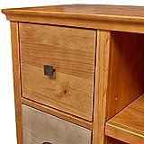 Amazon Brand – Ravenna Home Classic Solid Wood