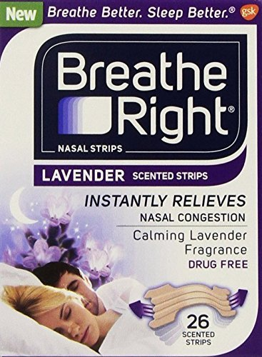 104 Strips Breathe Right Nasal product image