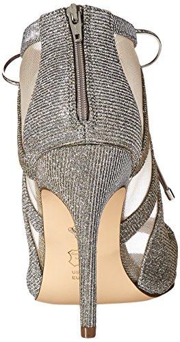 Women's Dress Cherie Nina Champagne Steel URdxx