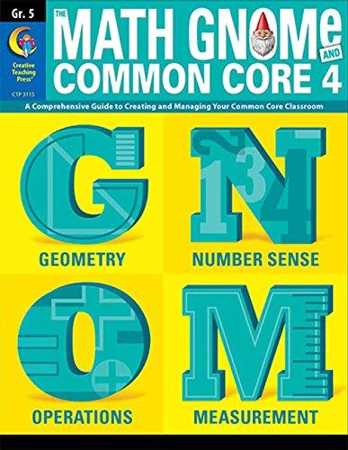 The Math Gnome and Common Core 4, Grade 5