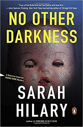 Book No Other Darkness: A Detective Inspector Marnie Rome Mystery by Sarah Hilary (2015-08-18)
