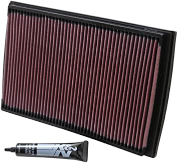 33-2176 K/&N AIR FILTER fits VOLVO V70 2.3 2001-2004