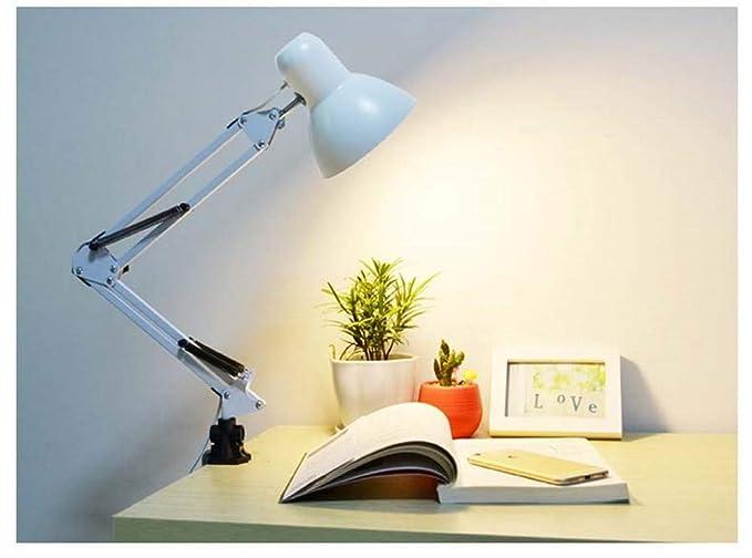 Lámpara de mesa LED protección para los ojos brazo largo tifón ...