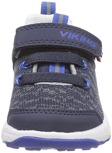Cross 515 Veil Mixte de Viking Navy Royal Bleu Enfant Chaussures qtdOwwz