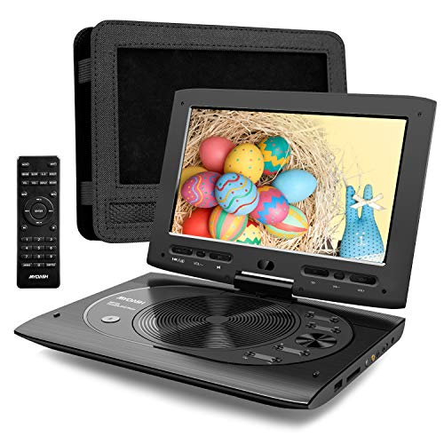 Find Discount MYDASH Portable DVD Player 12.5 for Car and Kids, 2020 New cd Player Portable with 10....