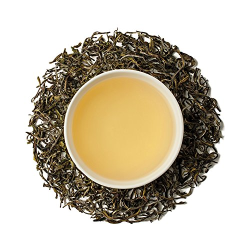 Nilgiri White Tea, 30 Teabags   Nourishes Glow from Within, Helps Build Immunity   100% Natural Whole Leaf   No Additives