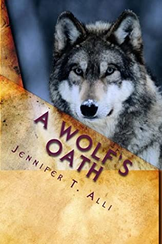 book cover of A Wolf\'s Oath