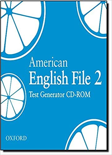 American English File 2 Test Generator: Clive Oxenden, Christina ...