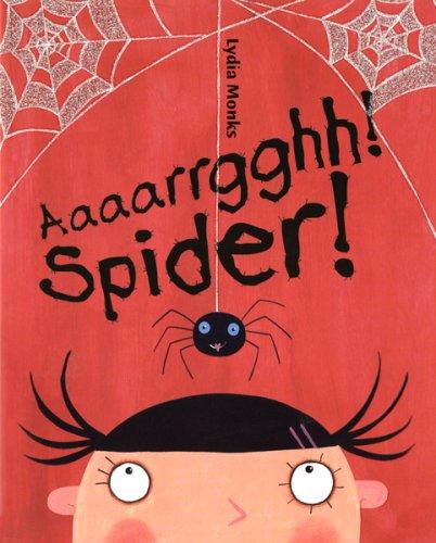 Aaaarrgghh! Spider! -