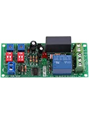 AC100V~250V Infinite Cycle Delay Wall Timer Timing Switch Relay Turn On Off Module 0.5s ~ 1000min Adjustable