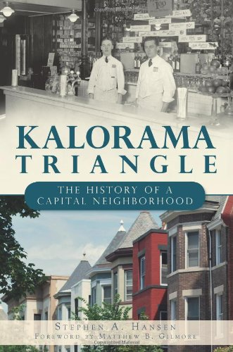 Kalorama Triangle   The History Of A Capital Neighborhood  Brief History