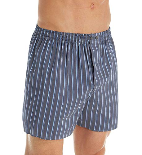 Zimmerli Delicate Dimensions Cotton Boxer Short (4731751) 2XL/Midnight